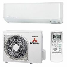 Mitsubishi Air Conditioning 2.5kw - Wall Mounted Heat Pump - Domestic Air Con