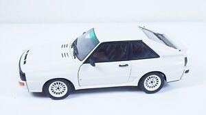 1:18--AUTOart--Audi quattro  / 43 D 373