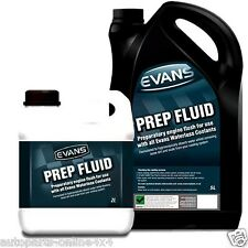 Evans Waterless Coolant Prep Fluid Engine Flush For All Cars - 7Ltrs - RE4754/5