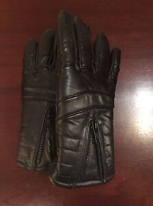 ladies real leather gloves, Small To Medium Hands