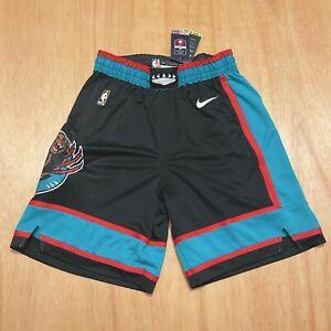 100% Authentic Nike Grizzlies HWC Nights Shorts Size 34 M Mens - ja morant