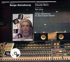 Serge Gainsbourg - Sex Shop / Je Vous Aime [New CD] France - Import
