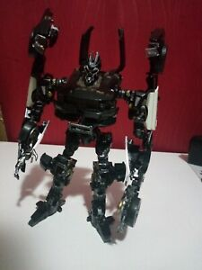 Transformers revenge of the fallen human alliance Barricade complete painted