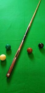 Lovely Trevor White 3/4 ash Snooker/pool Cue