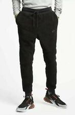 Nike Tech Fleece icono Sherpa Jogger Pants Tallas M-Negro-AQ2769-010