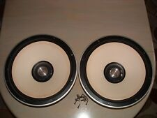 "Technics 15"" Super Bass Woofers From SB-G910 Speakers - 4 ohm"