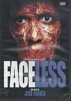 DVD Faceless ♦ Les Predateurs De El Nuit Por Jess Franco Nuevo 1988