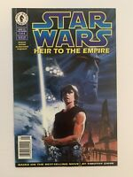 Star Wars: Heir of the Empire Newsstand Edition - 1st Thrawn and Mara Jade VF/NM