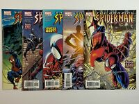 Amazing Spider-Man 509 510 511 512 & 513 Sins Past 2004 Marvel Comics