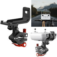 Bicycle Handlebar Clamp Mount Bracket Holder for DJI Mavic Air 2 Remote Control