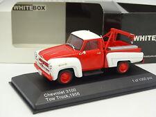 WhiteBox 1/43 - Chevrolet 3100 Tow Truck 1956