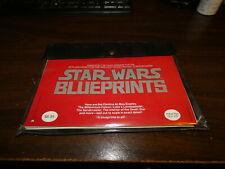 "Ballantine: Star Wars Blueprints: set of 15 13""x19"" prints"