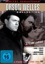 ORSON WELLES COLLECTION - 4 FILME AUF 2 DVDs - NEU*OVP