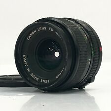 *EXC* Canon NFD New FD 28mm f/2.8 MF Wide Angle Lens w/ Cap