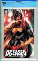 DCeased #3 - Unknown Comics Jay Anacleto Exclusive - CBCS 9.8!