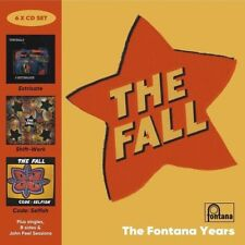 The Fall - Fontana Years [New CD] UK - Import