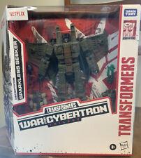 Transformers Sparkless Seeker Netflix War For Cybertron Voyager Class