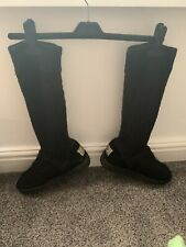 knitted ugg boots Size 6