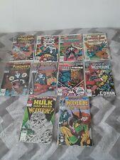 Marvel Comics What If Lot Venom cgc worthy Wolverine 1 37 4 16 26 24 31 44 50