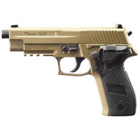 Sig Sauer P226 Air Pistol 177 Caliber Pellet - Flat Dark Earth