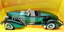 1935 Auburn 851 Boattail Speedster Millennium Ertl 1:18 diecast 1:18th Millenium