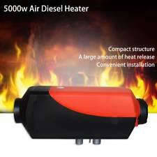 For Car Truck Motor-Homes Boats Bus Van 5000W Air Diesel Heater PLANAR LCD Hot
