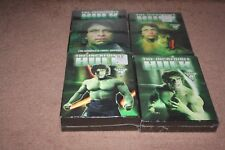 The Incredible Hulk Complete Seasons 1-4 DVD *Brand New Sealed*