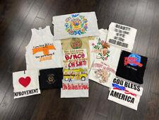 20 Shirt Vintage Wholesale Reseller Lot Box