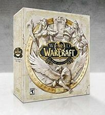 NEW IN HAND WOW World of Warcraft 15th Anniversary Collector's Edition