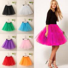 Womens/Adult 3 Layer Tutu Dancewear Party Magic Series Ballet Pettiskirt Skirt