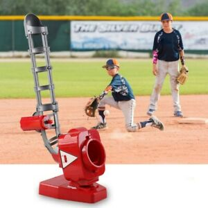 Baseball Ball Machine Active Toys Game 5xEVA Ball;1xTennis racket;1xBaseball Bat