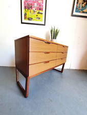 Mid Century Vintage Chest of Drawers Sideboard