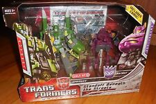 TRANSFORMERS UNIVERSE Springer Ratbat MISB NEW Stand Off Beneath The Streets