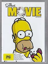 The Simpsons Movie,  DVD, 2007