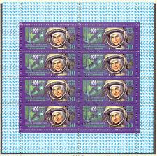 SOWJETUNION 1983 20.Jahrestag erste Weltraumflug einer Frau –Auflage nur 12,500