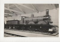London Brighton & South Coast Railway Locomotive Gladstone RP Postcard 596a