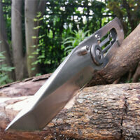 Stainless Steel Tactical Army Survival Camping Outdoor Folding Pocket Tool Knife