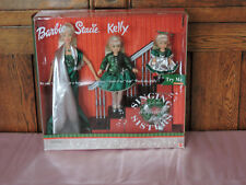 2000 Singing Holiday Sisters Barbie, Stacie and Kelly Doll Gift Set
