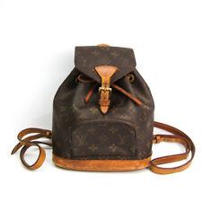 Louis Vuitton Monogram Mini Montsouris M51137 Women's Backpack Monogr FVGZ000220