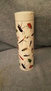 Paperchase 36 Insect Pencils With Metal Insect Case Multi Color Plus