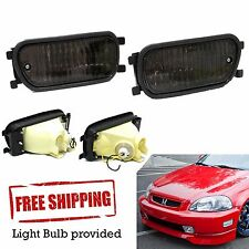 Civic EK9 Accord CD5 BB6 Front Smoke Bumper Intersection Position Fog Light Lamp