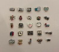 Authentic Origami Owl Charms - NEW & Retired - FREE Shipping