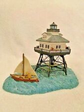 Harbour Lights 187 Middle Bay, Al Lighthouse w Coa and box. 1996