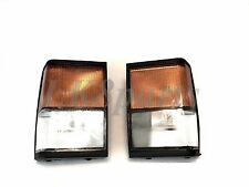 LAND ROVER RANGE ROVER CLASSIC 87-92 FRONT SIDE AND FLASHER LIGHT SET RH LH NEW