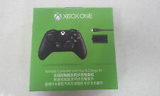 Microsoft Wireless Controller for Xbox One with Audio Port and Charger kit