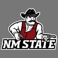 New Mexico State Aggies NCAA Football Vinyl Sticker Car Truck Window Decal