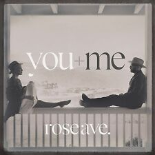 YOU & AND + ME: ROSE AVE 2014 CD PINK / P!NK / ALECIA MOORE / DALLAS GREEN / NEW