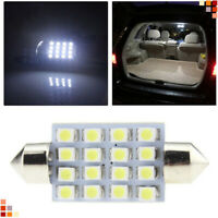 14Pcs LED Interior Package Kit For T10 36mm Map Dome License Plate Lights CHY