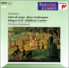 Audio CD Debussy: Piano Music (Essential Classics)  - Free Shipping
