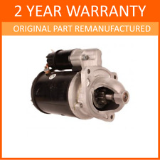 Starter Motor - FORD TRACTOR & NEW HOLLAND TRACTOR - 12V M127 2.8kW